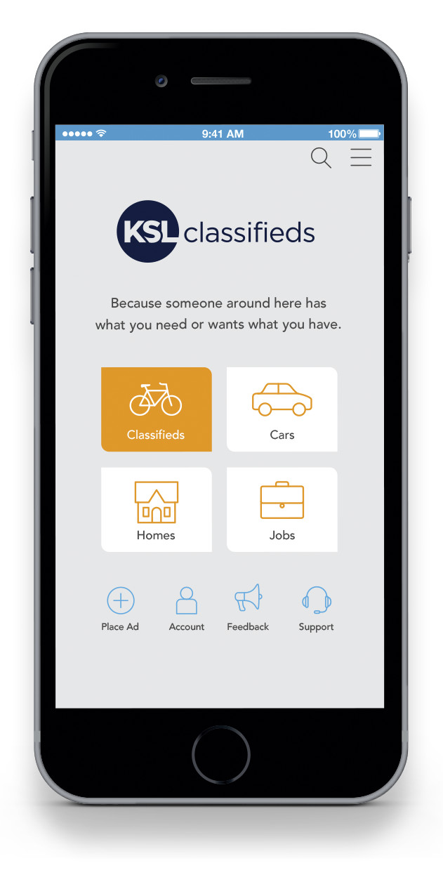 KSL Classifieds mobile app | ksl.com